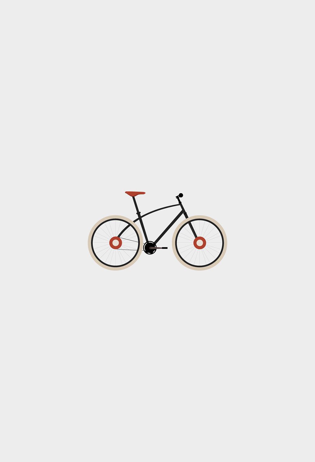 Bike 3allpapers iPhone Parallax Bike
