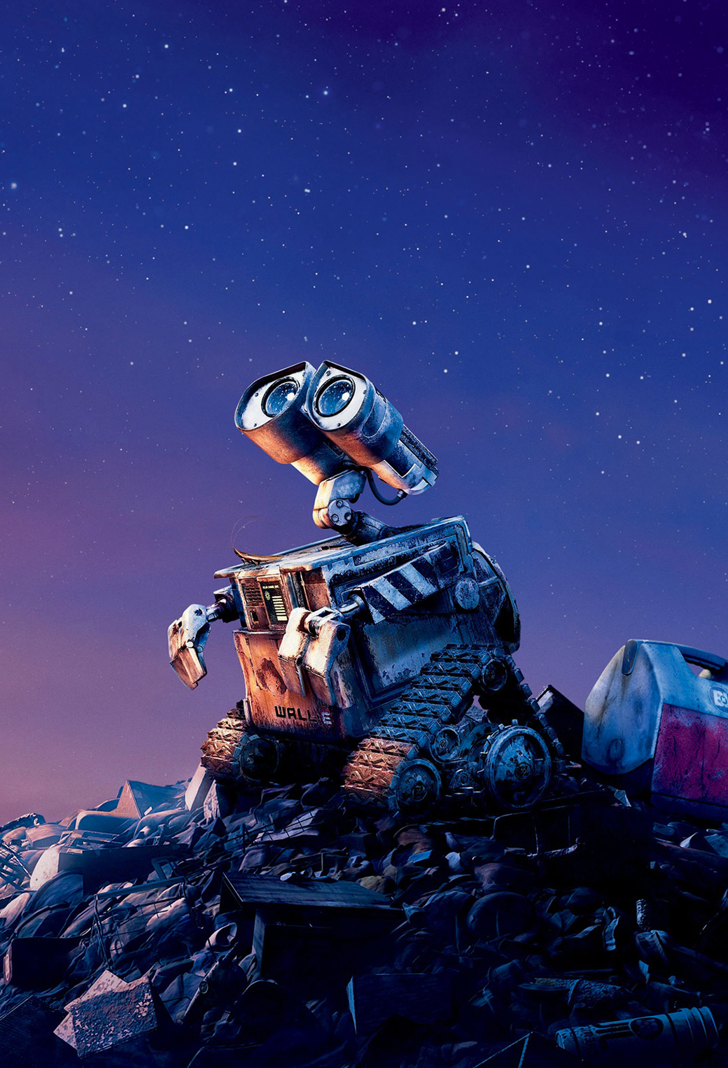 Wall E On Earth Wallpaper For Iphone X 8 7 6