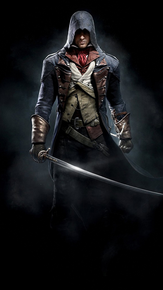 Assassins Creed Unity 3Wallpapers iphone parallax Assassins Creed Unity