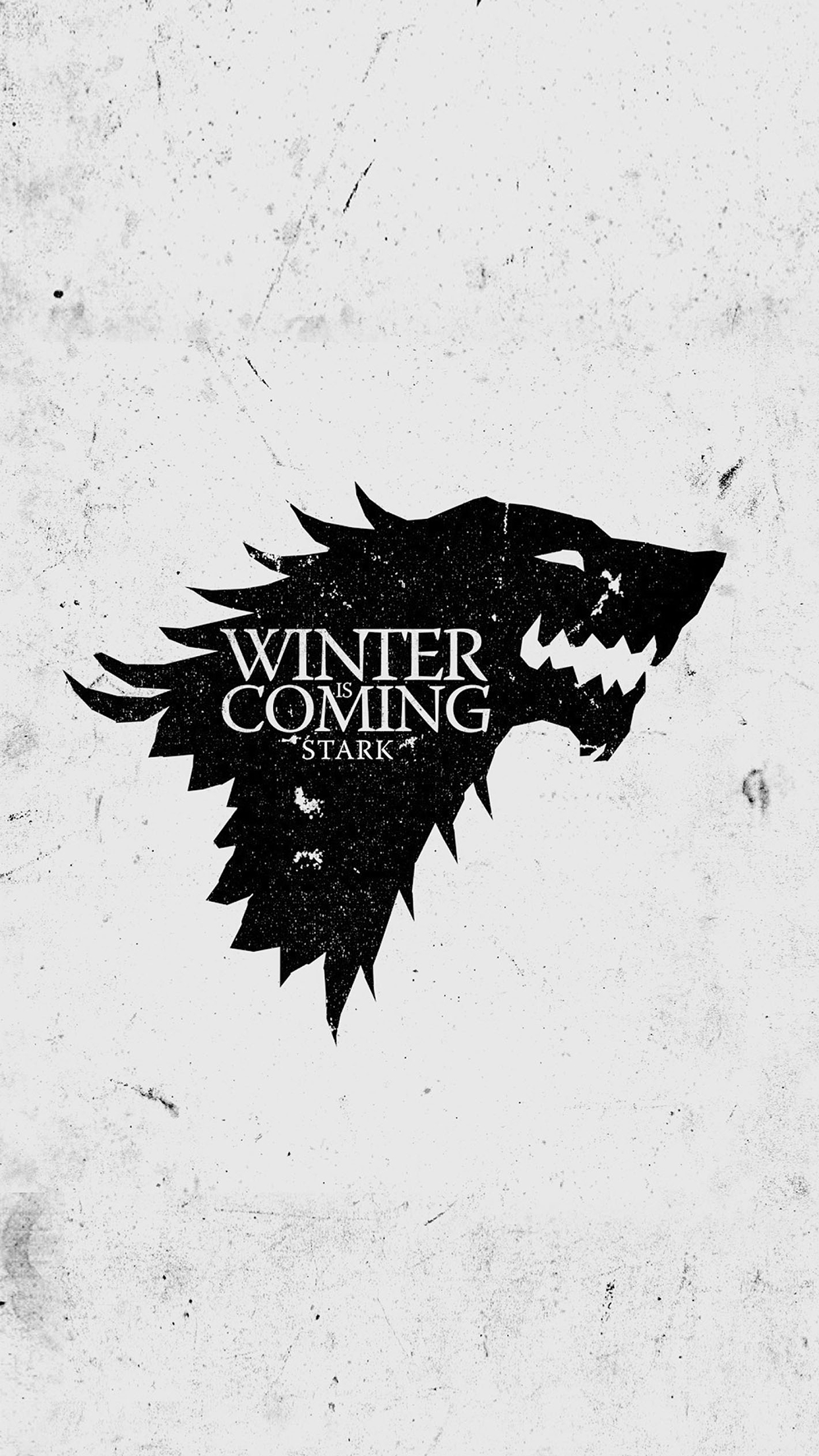GOT Winter is coming Parallax iPhone 3Wallpapers GOT Winter is coming