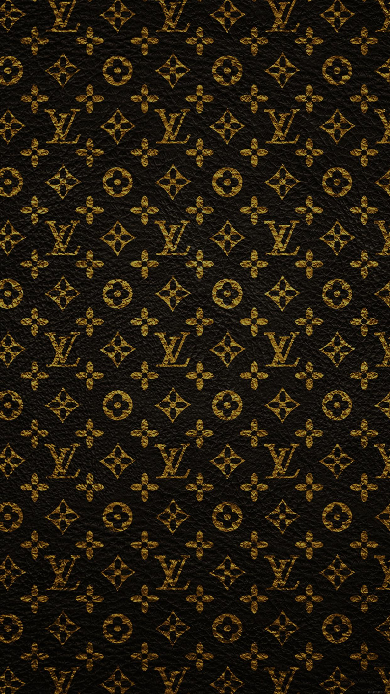 luxury louis vuitton 3Wallpapers iPhone Parallax Luxury Louis Vuitton