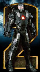 Iron Man Iron Man 2 3Wallpapers iPhone Parallax 169x300 Iron Man (2)
