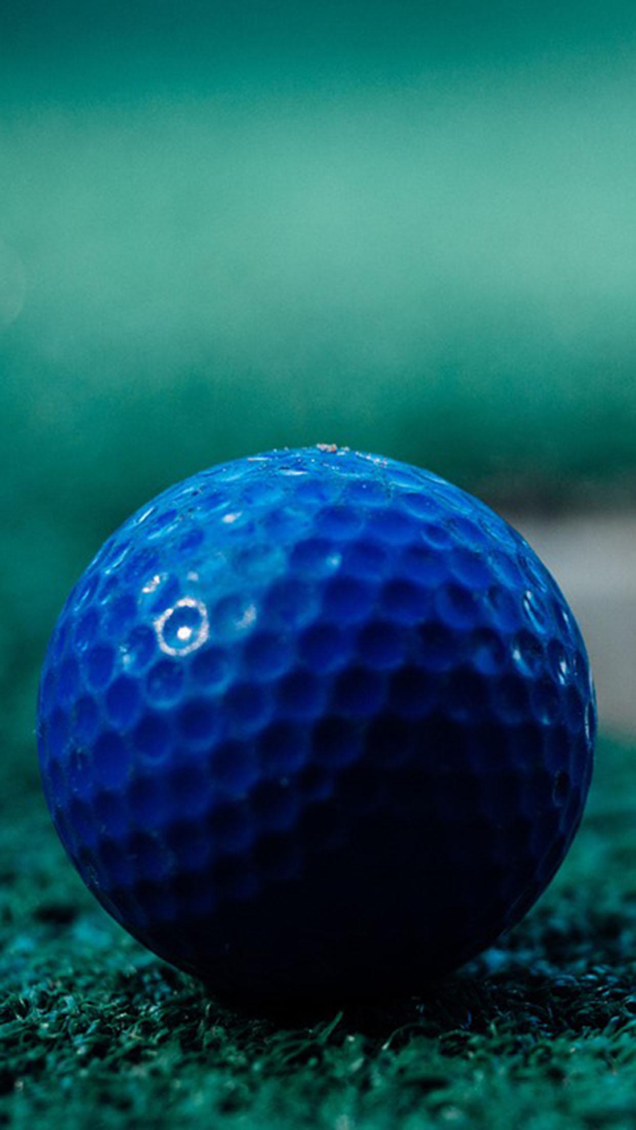 Golf Golf ball 3Wallpapers iPhone Parallax Golf ball