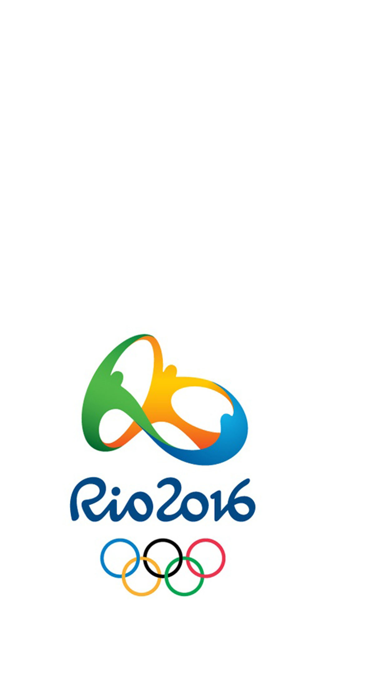 JO RIO 2016 SUMMER OLYMPICS 3Wallpapers iPhone Parallax JO Rio 2016 Summer Olympics