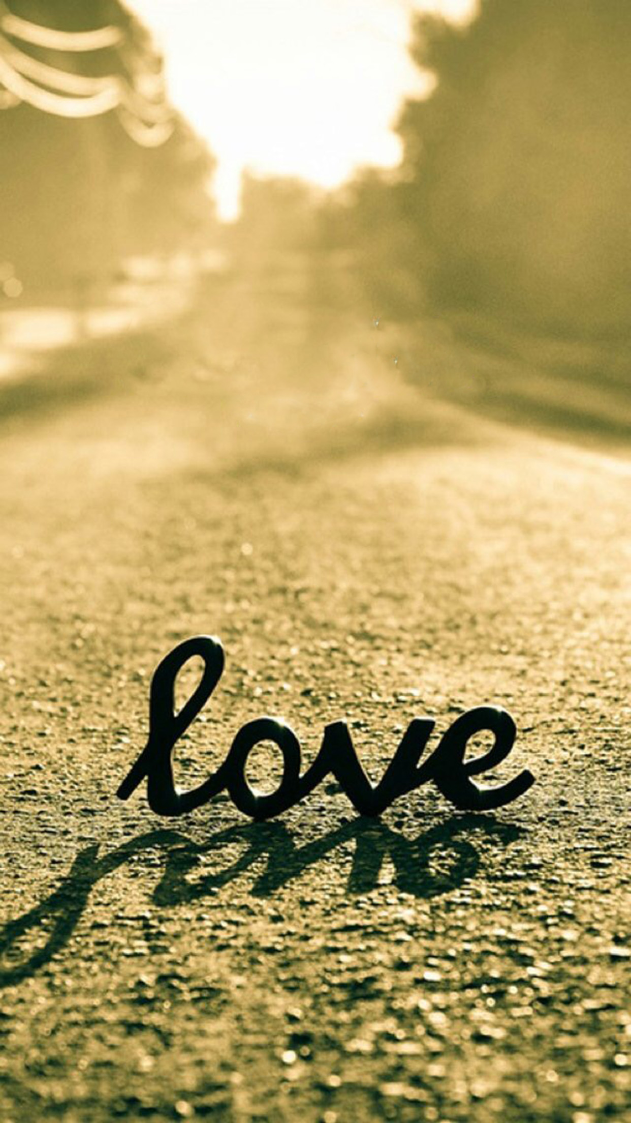 Love Love 1 3Wallpapers iPhone Parallax Love 1