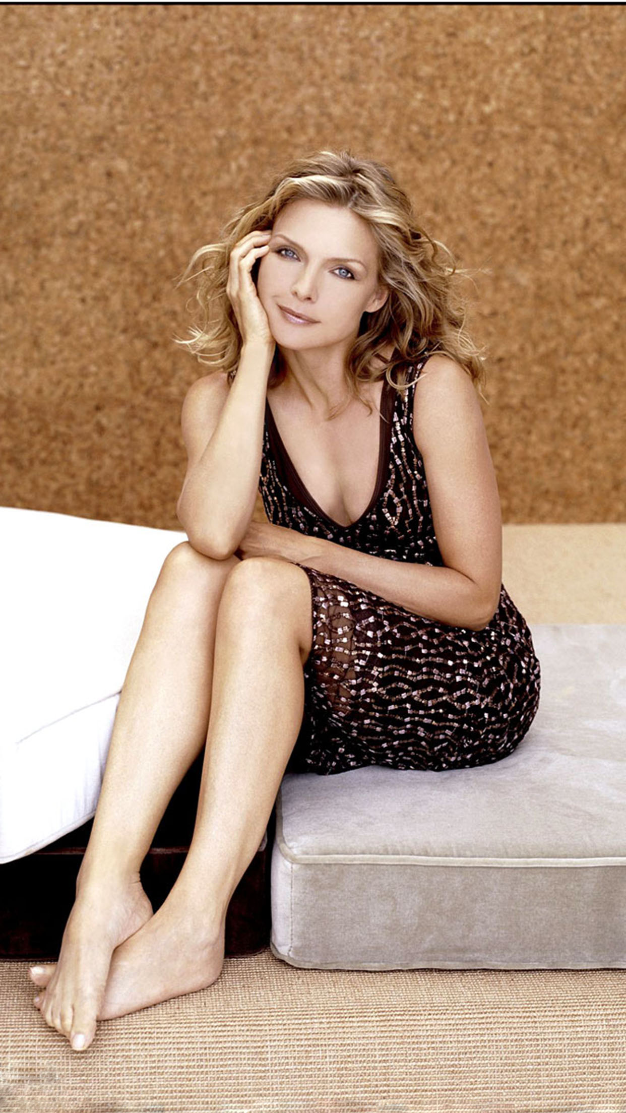 Scarface Michelle Pfeiffer 3Wallpapers iPhone Parallax Scarface: Michelle Pfeiffer