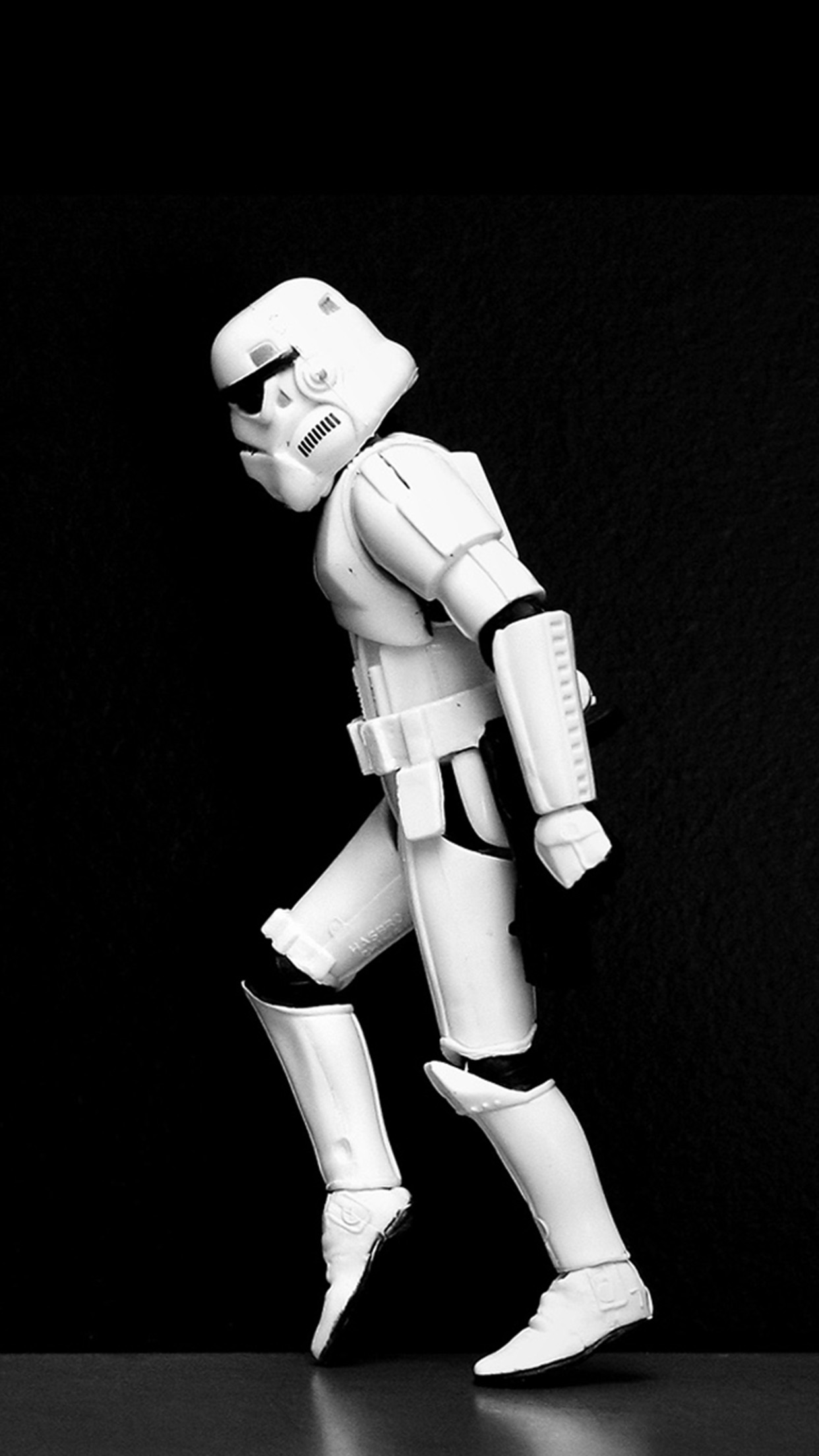 Star Wars Michael Jackson Moonwalk 3Wallpapers iPhone Parallax Star Wars: Michael Jackson Moonwalk