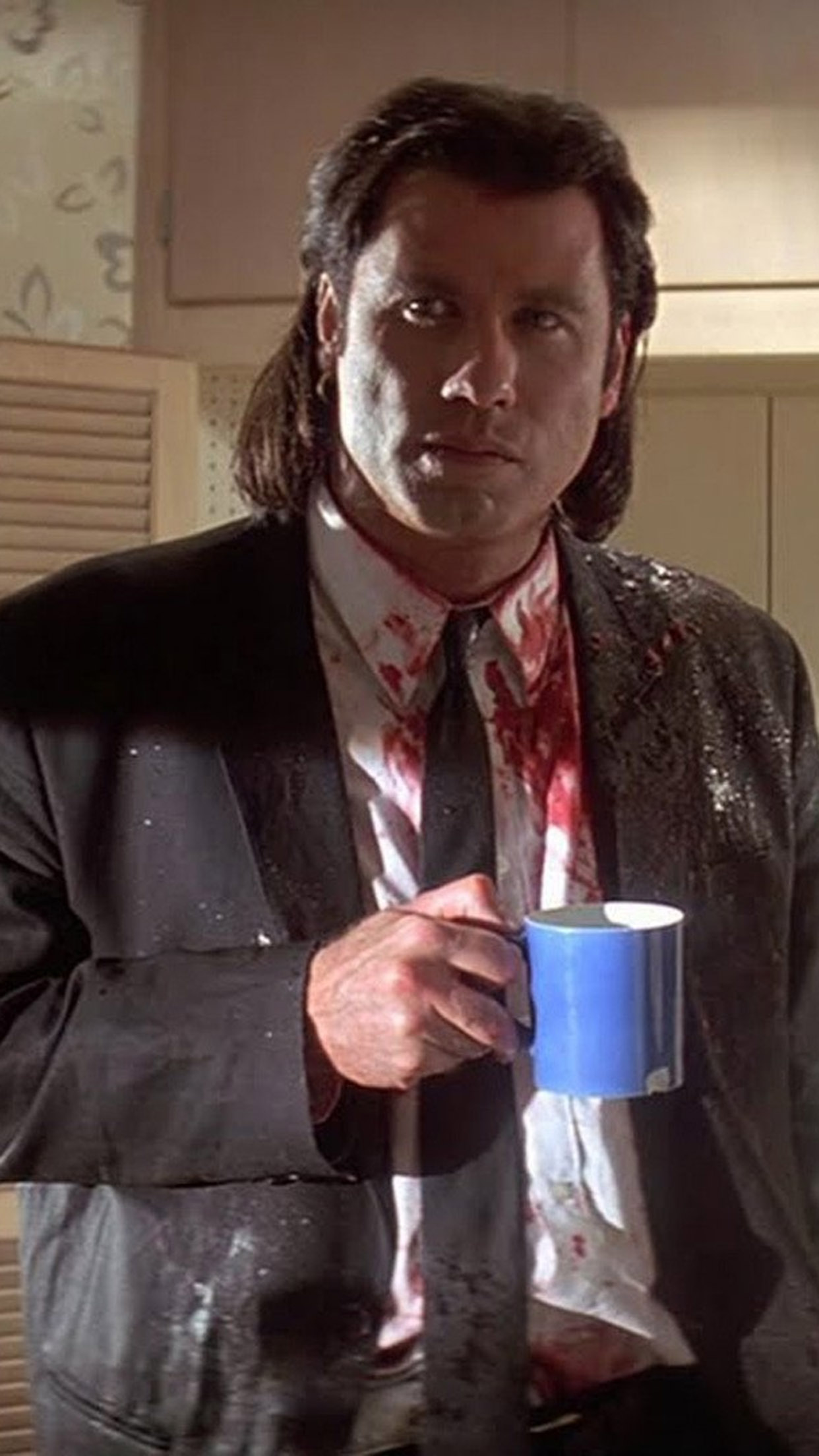 Free Wallpaper For Iphone 7 Plus Pulp Fiction Vincent Vega Wallpaper For Iphone X 8 7 6