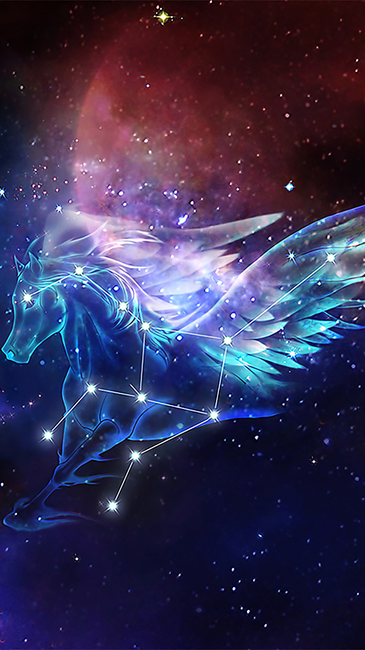Saint Seiya Constellation 3Wallpapers iPhone Parallax Saint Seya : Constellation