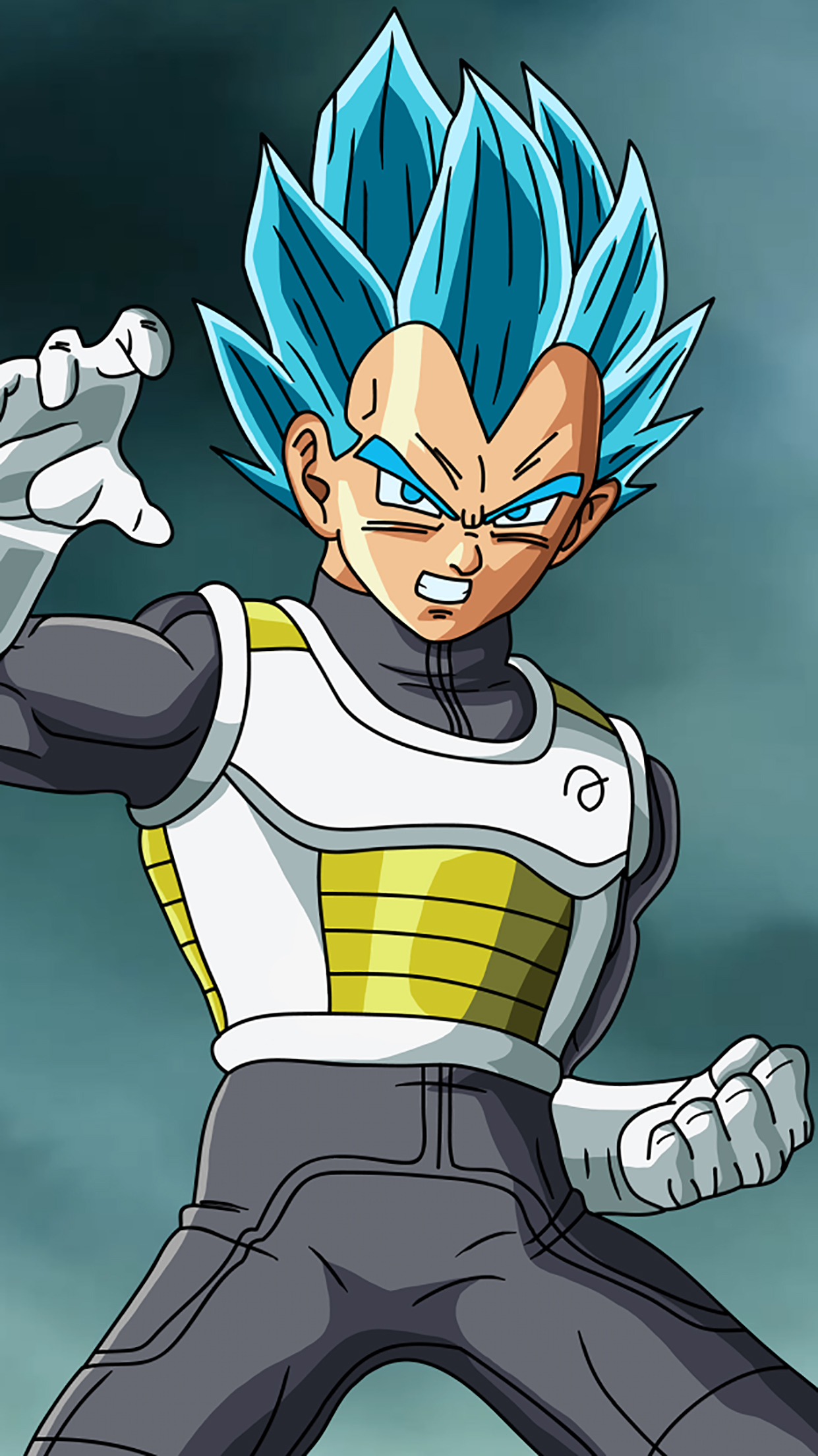 Wallpaper For Iphone 5c Free Special Vegeta Standing And Mad Wallpaper For Iphone X