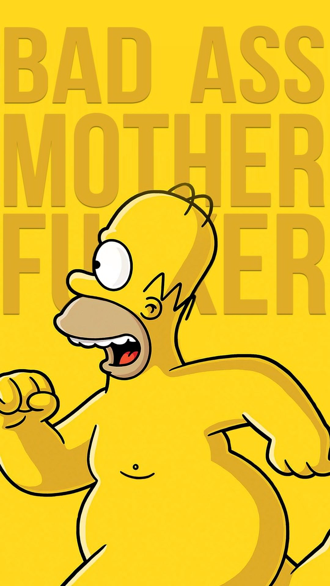 Don T Touch My Phone Wallpaper Girl Homer Wallpaper For Iphone X 8 7 6 Free Download On