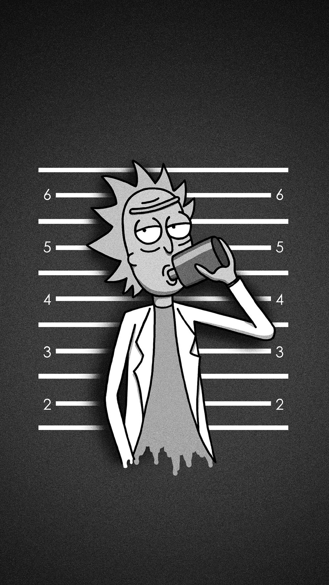 iPhone wallpaper rick and morty2 Rick and Morty