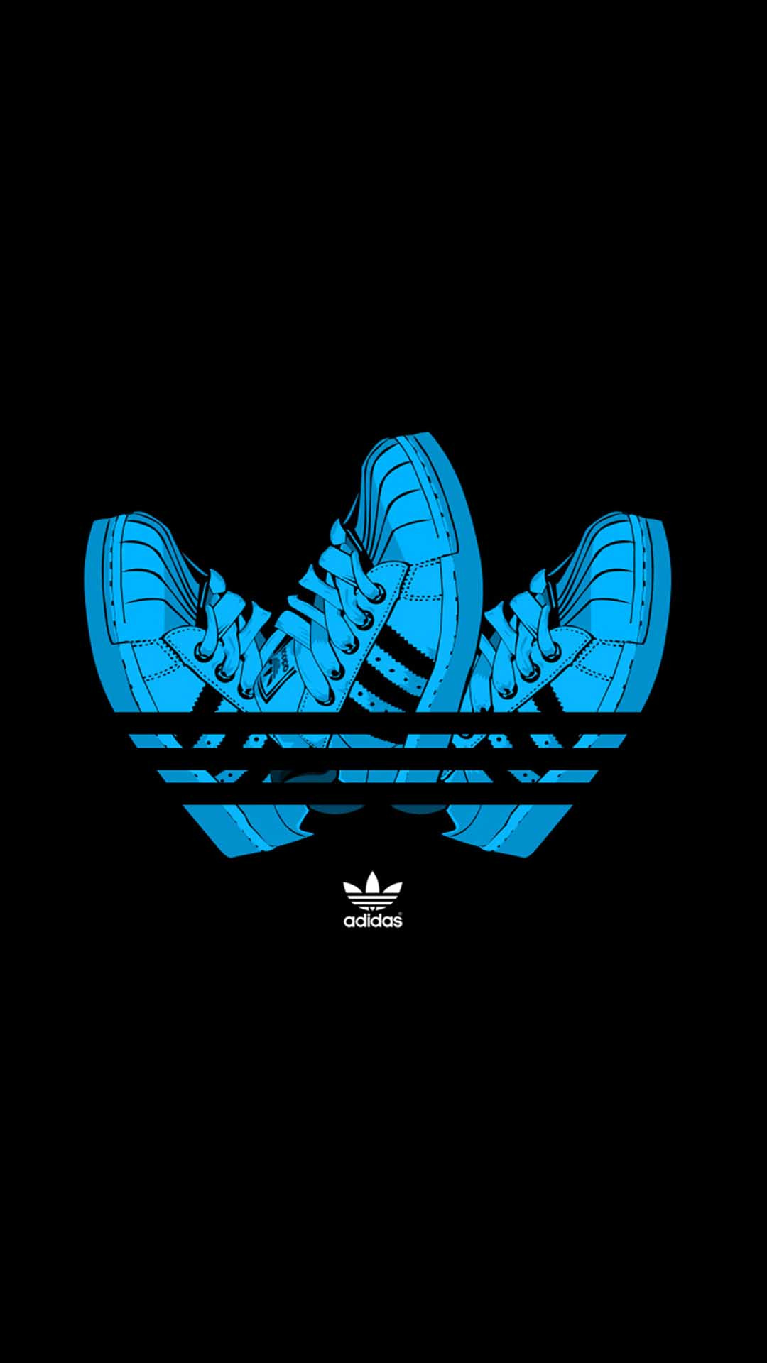 iPhone wallpaper adidas classic Adidas