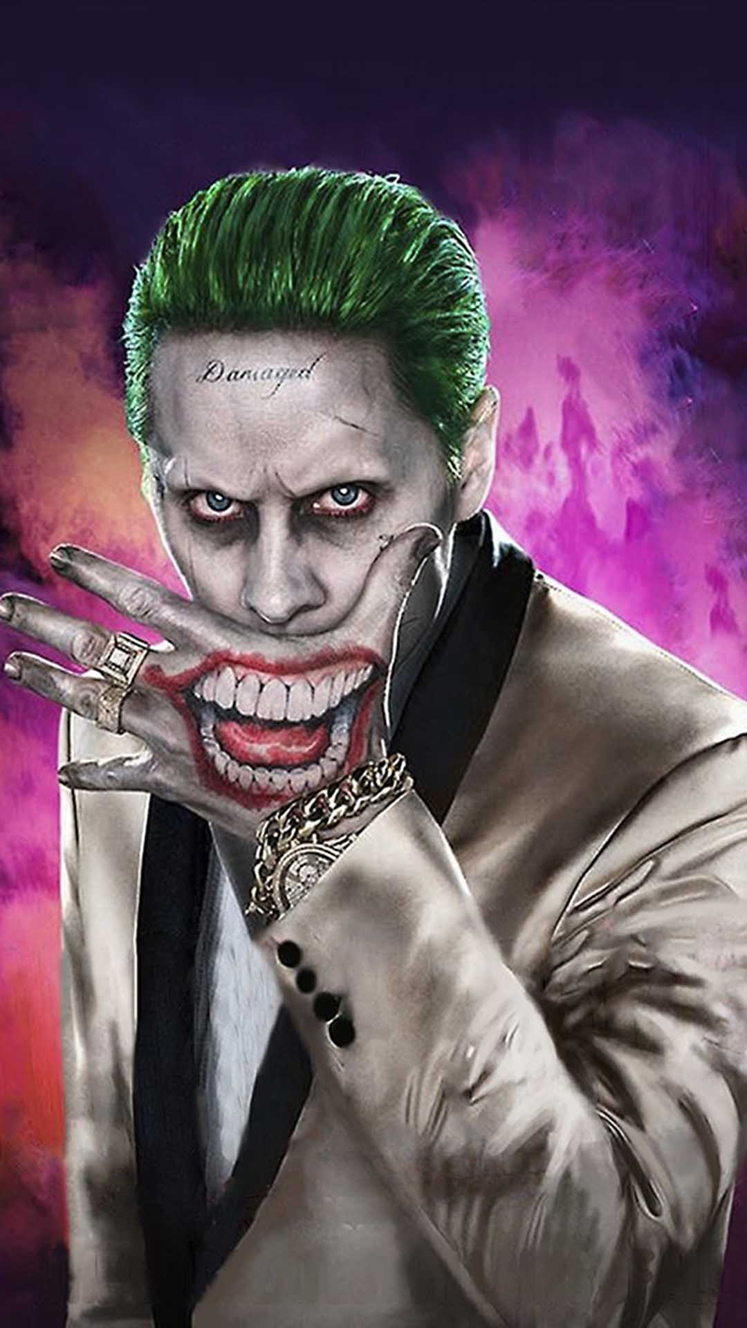 Joker Wallpaper for iPhone X 8 7 6  Free Download on