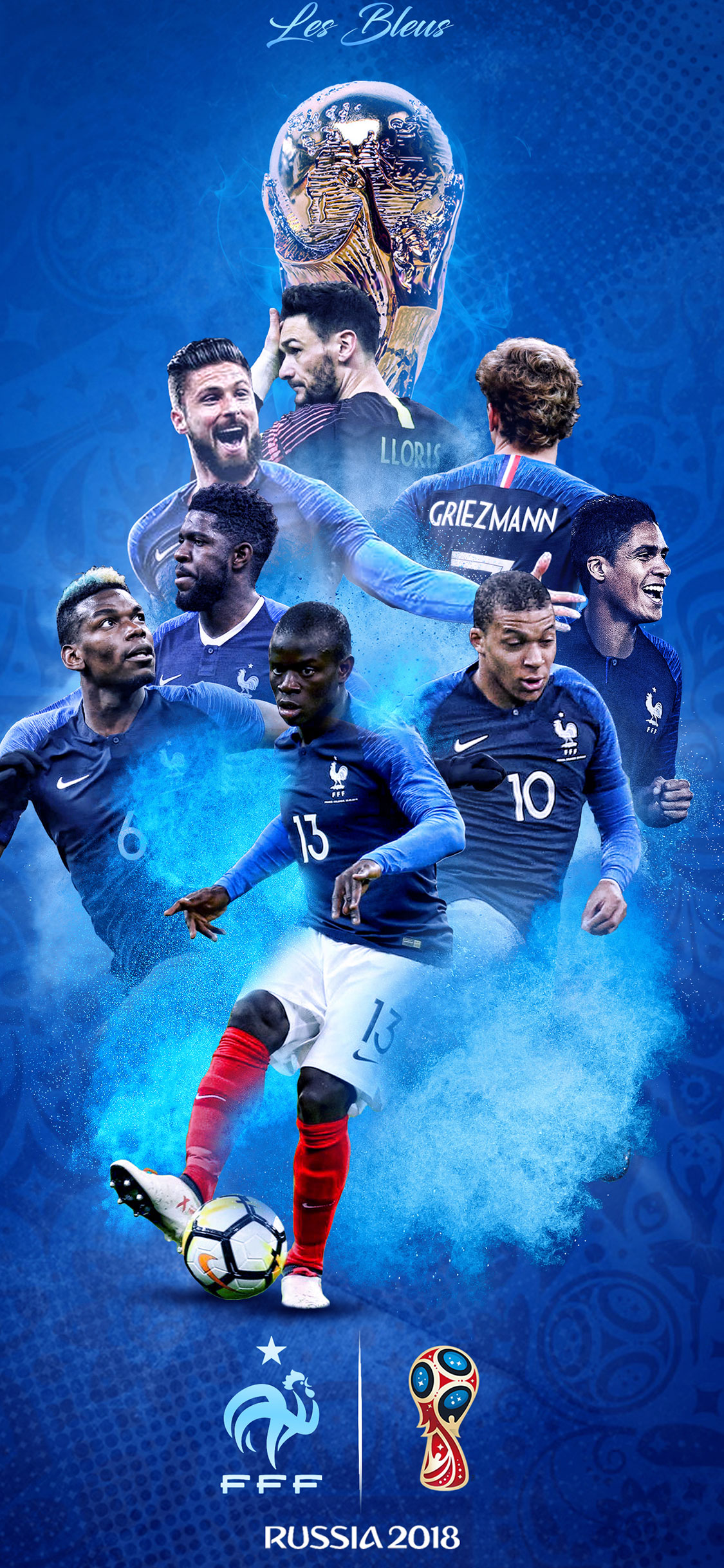 iPhone wallpaper world cup 2018 france 2018 FIFA World Cup