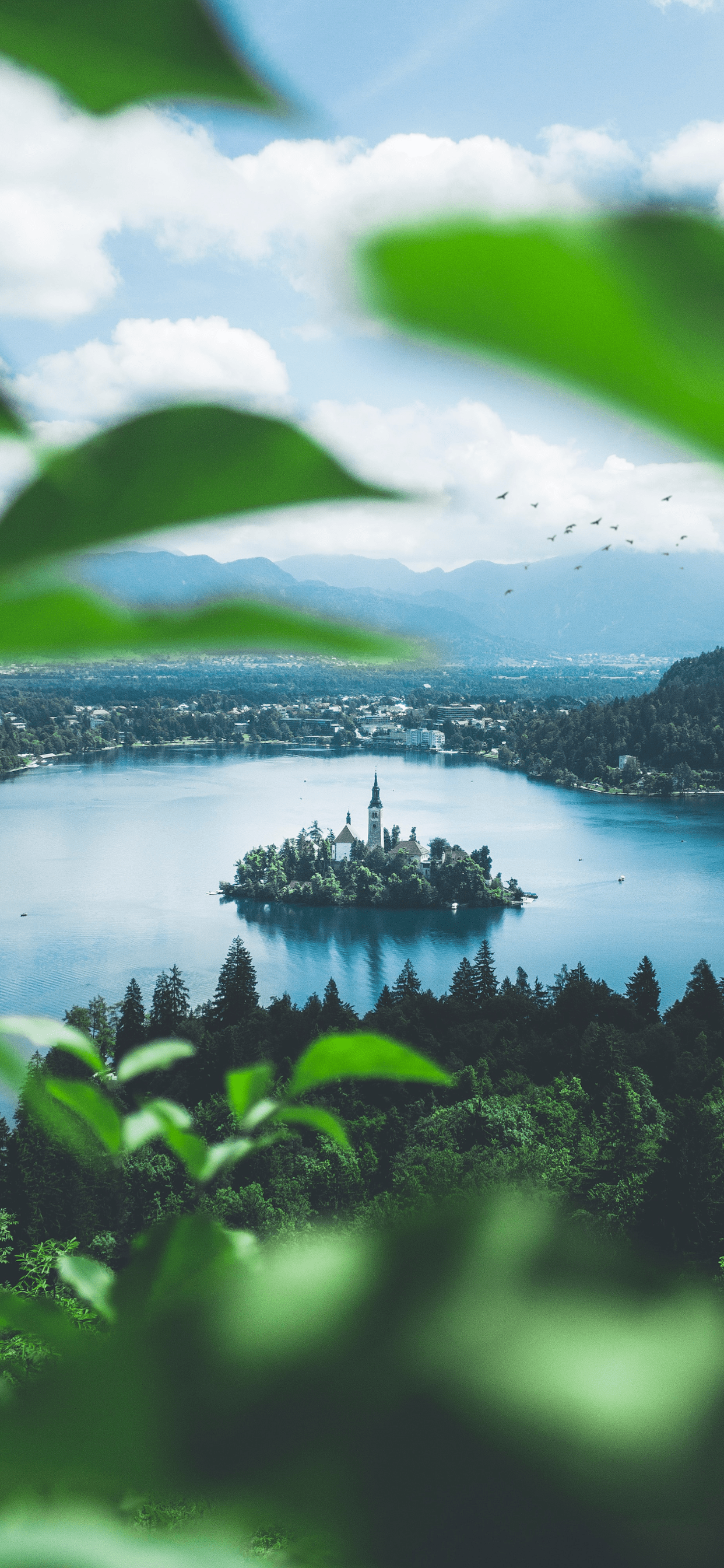 iPhone wallpapers lake bled slovenia Lake Bled