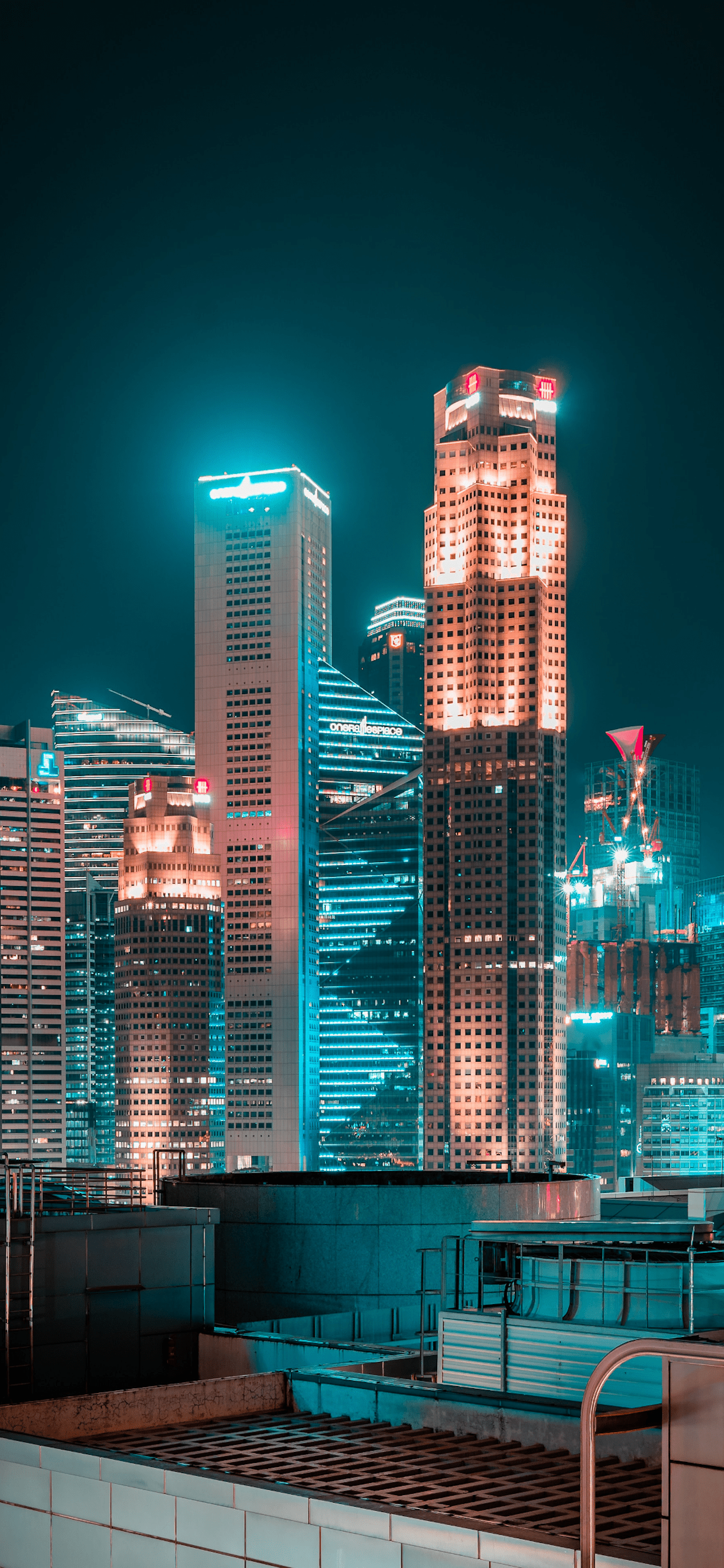 iPhone wallpapers singapore downtown central boulevard Singapore