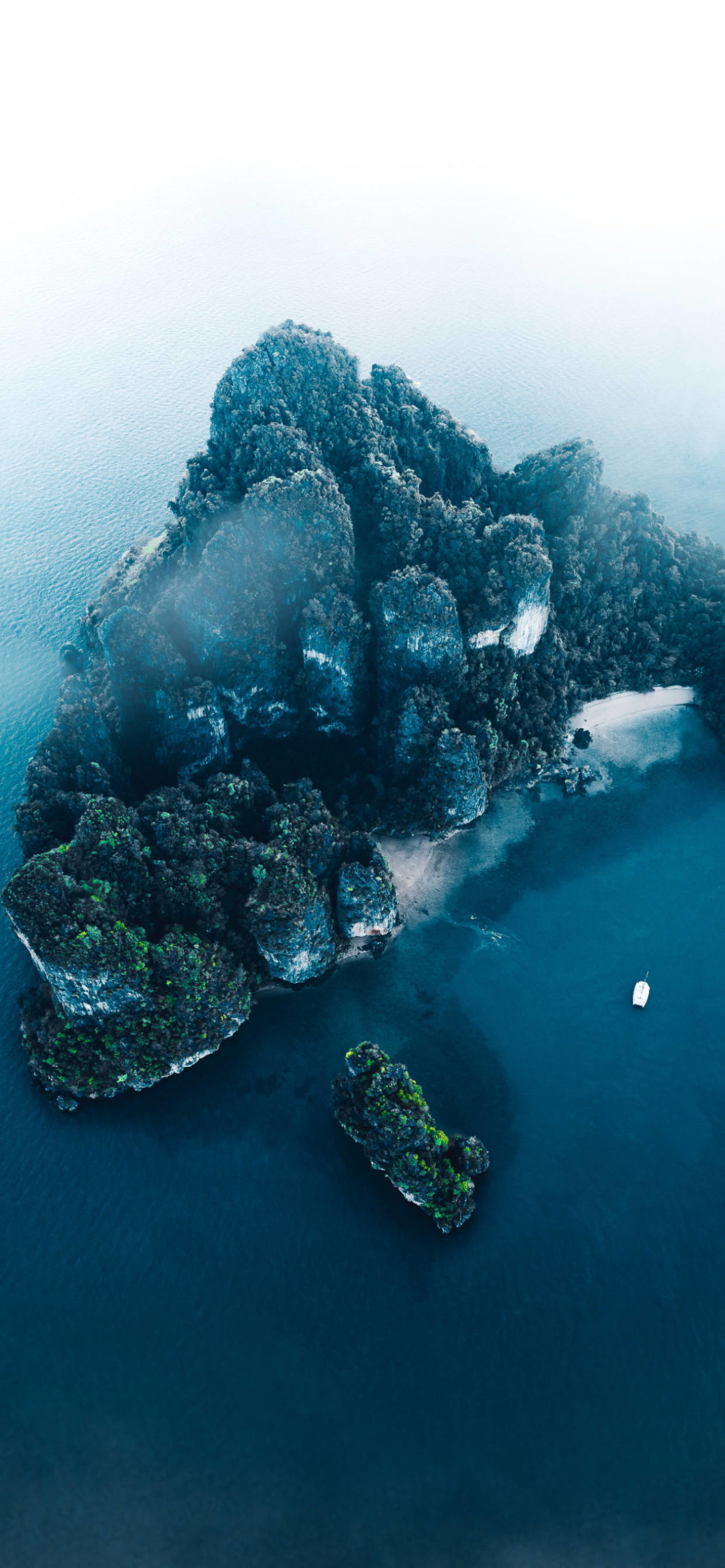 iPhone wallpapers island straits of malaca scaled Island