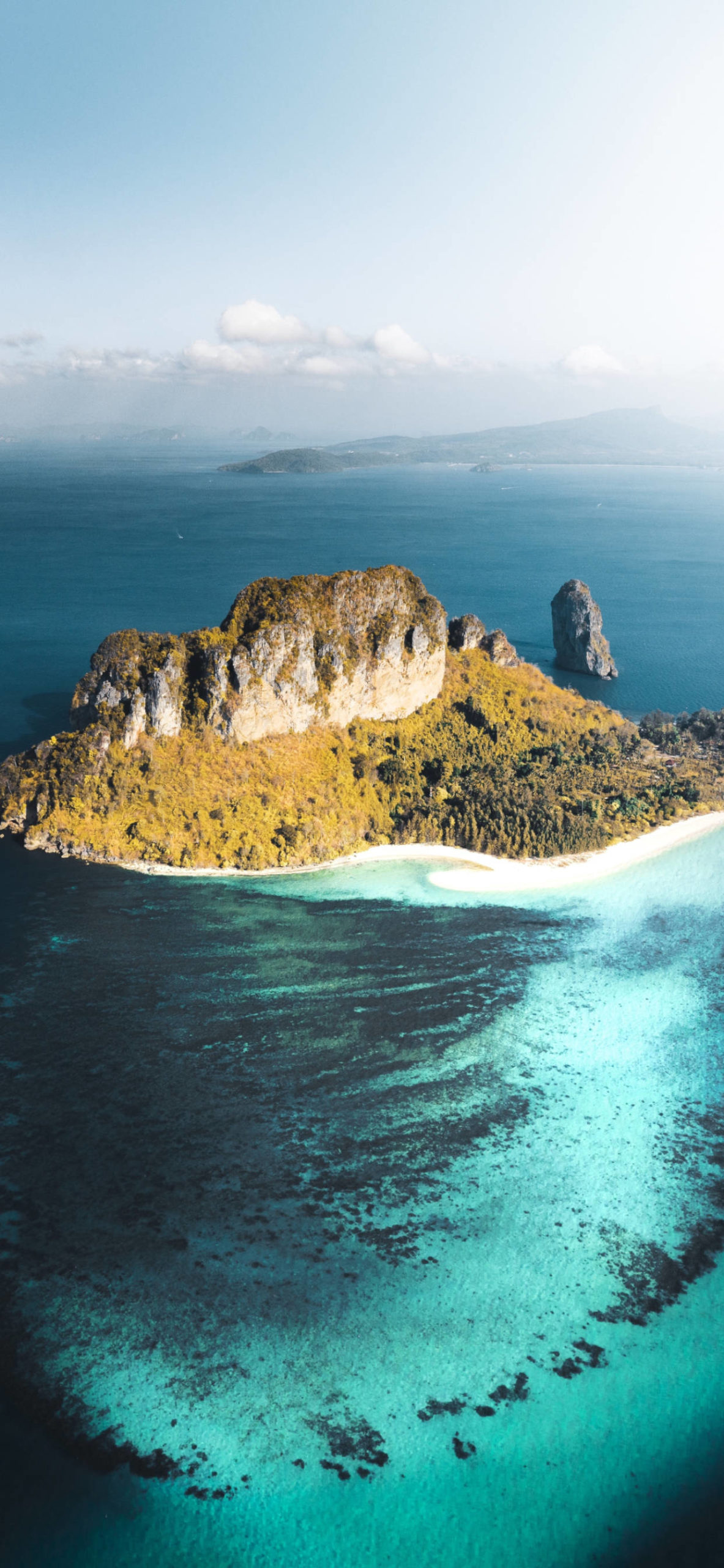 iPhone wallpapers island thailande scaled Island