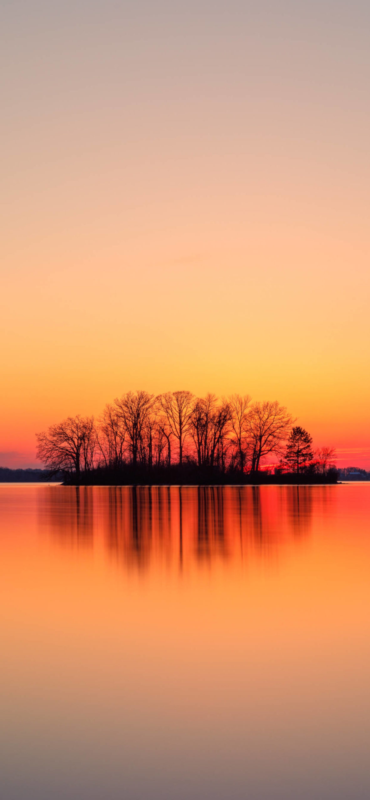 iPhone wallpapers sunset beaver dam usa scaled Sunset