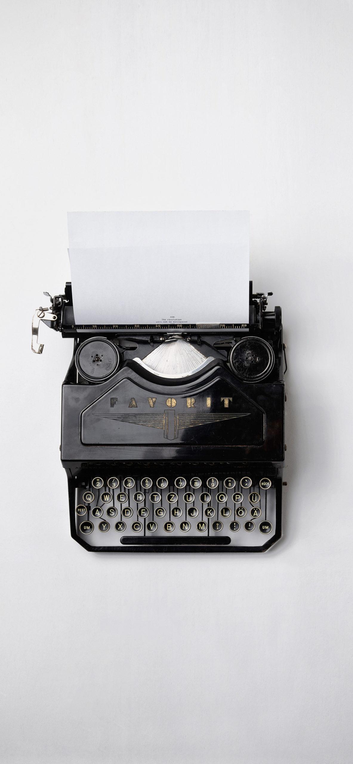 iphone wallpapers typewriter3 scaled Typewriter