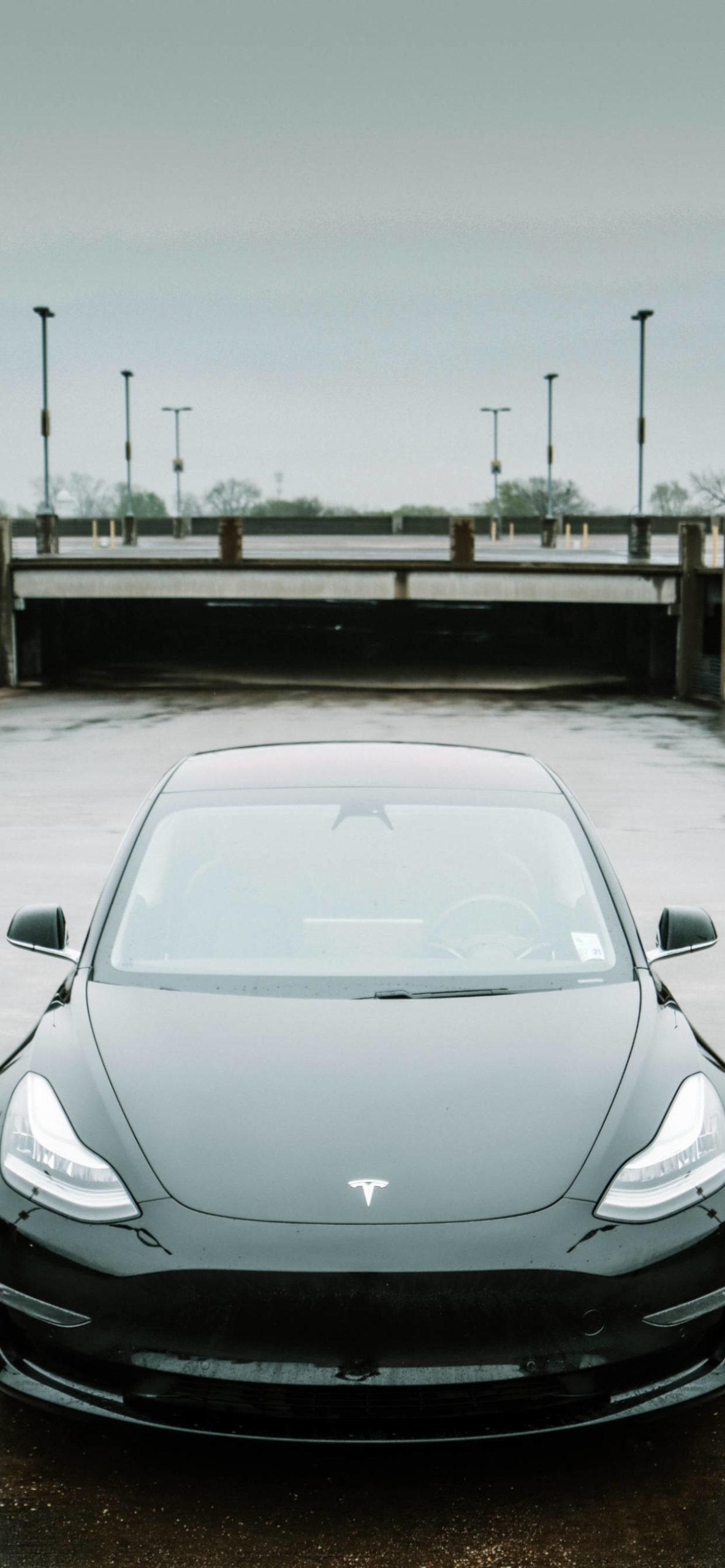 iPhone wallpapers tesla pont scaled Tesla