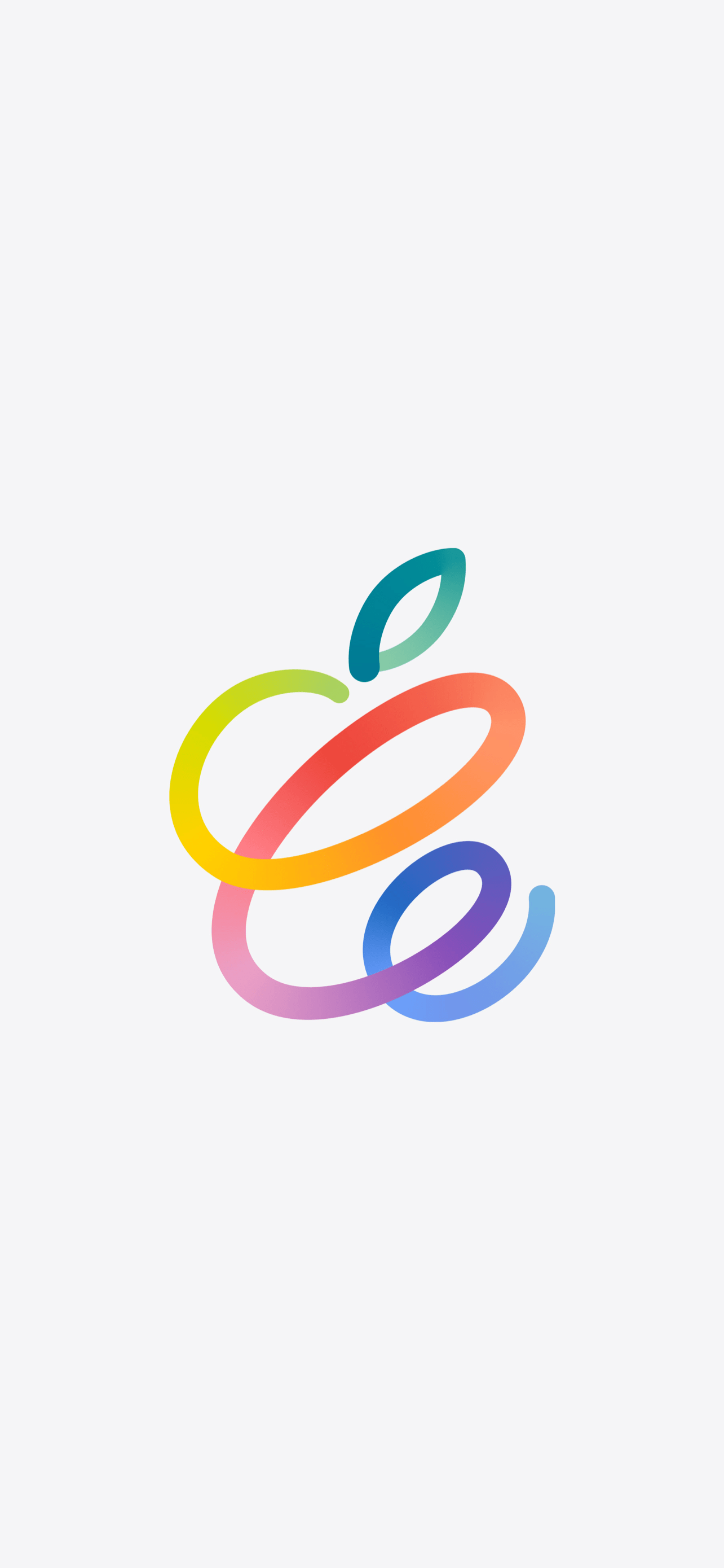 iPhone wallpapers apple event spring loaded white Spring Loaded