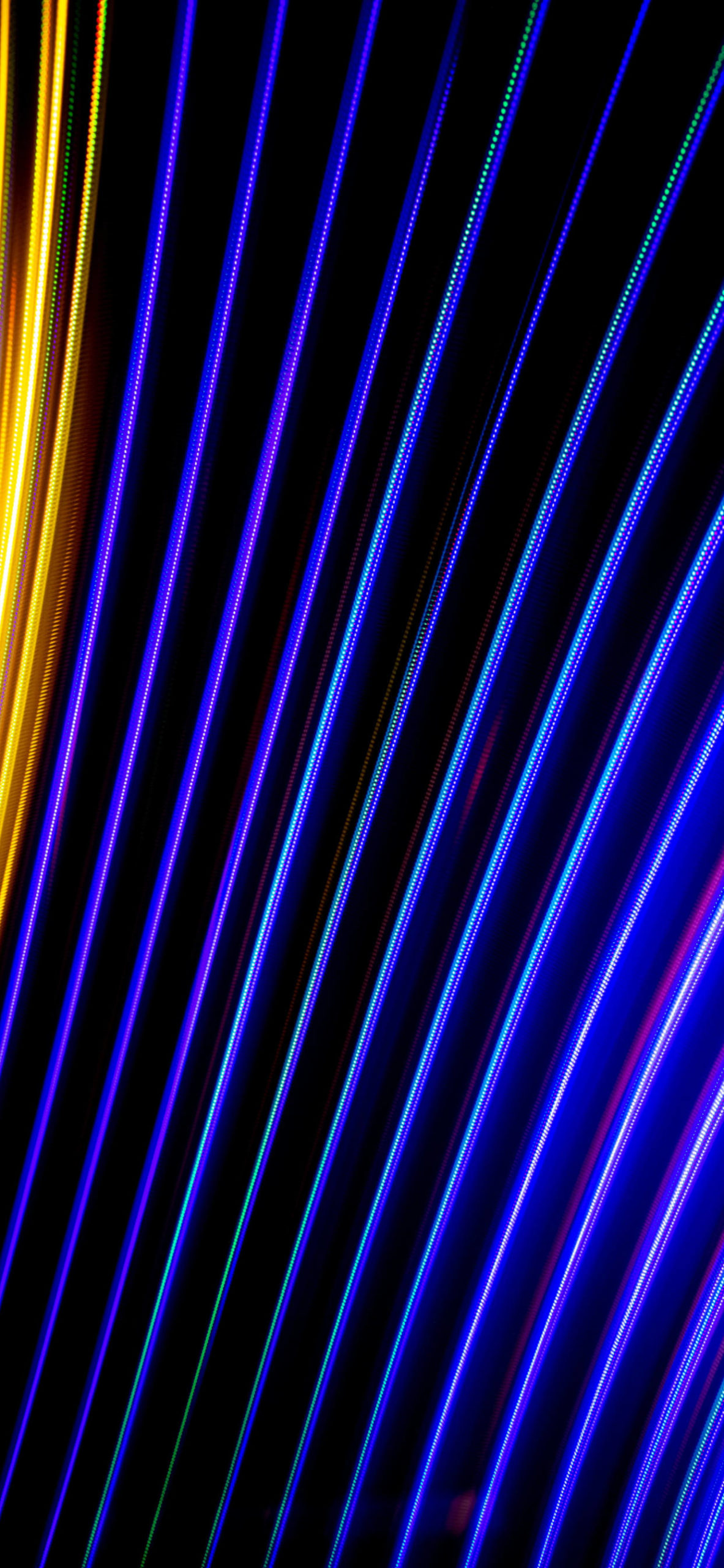 iPhone wallpapers leds blue black yellow scaled Lights