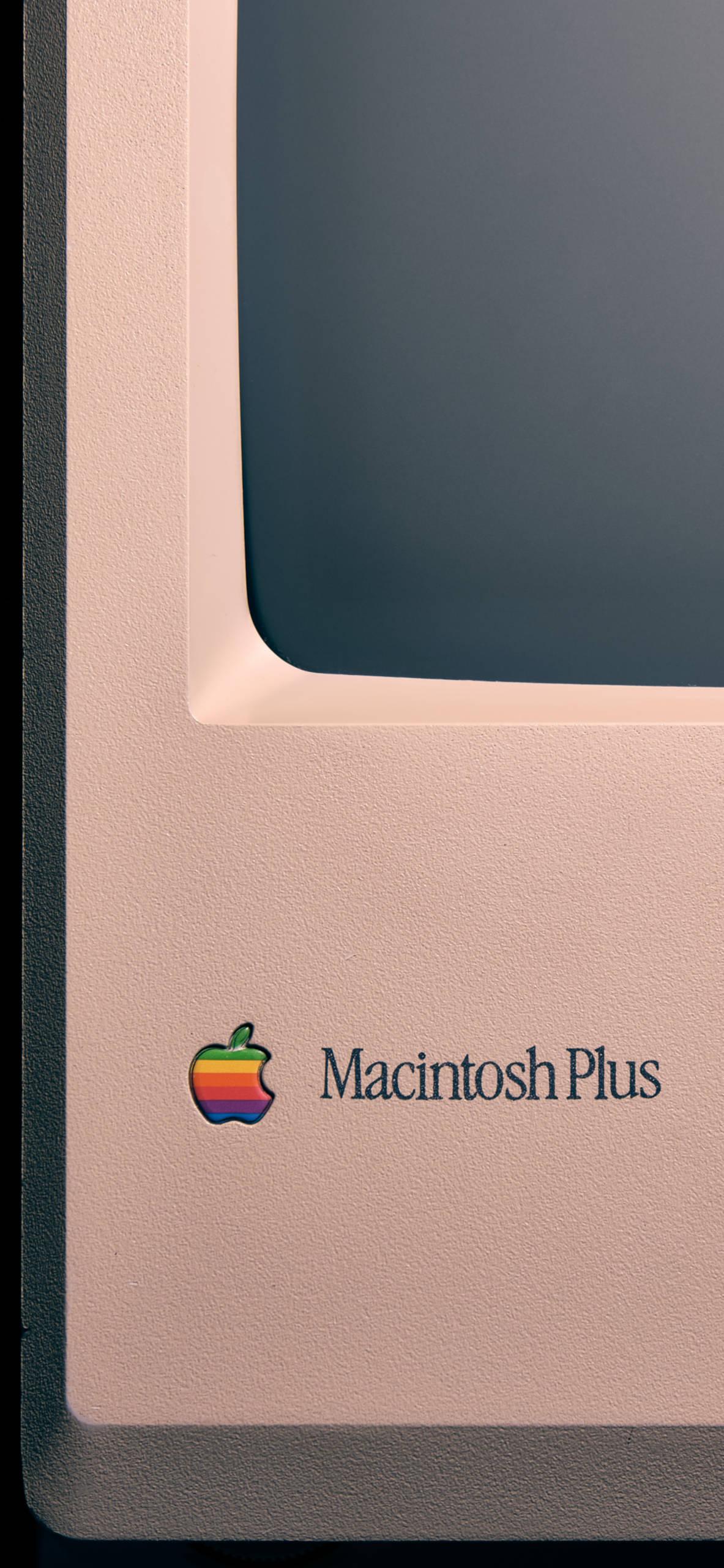 iPhone wallpapers apple retro mac Apple