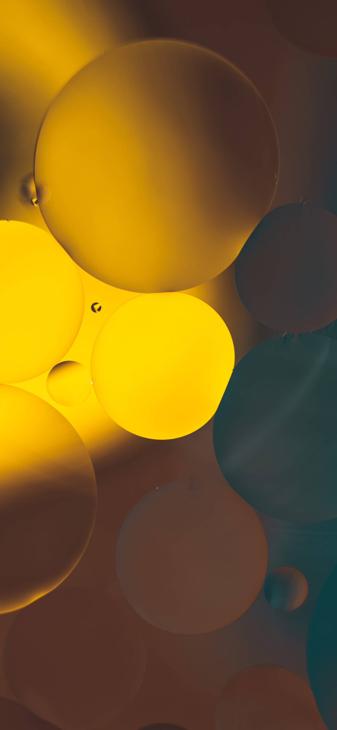 iPhone wallpapers abstract yellow blue Abastract