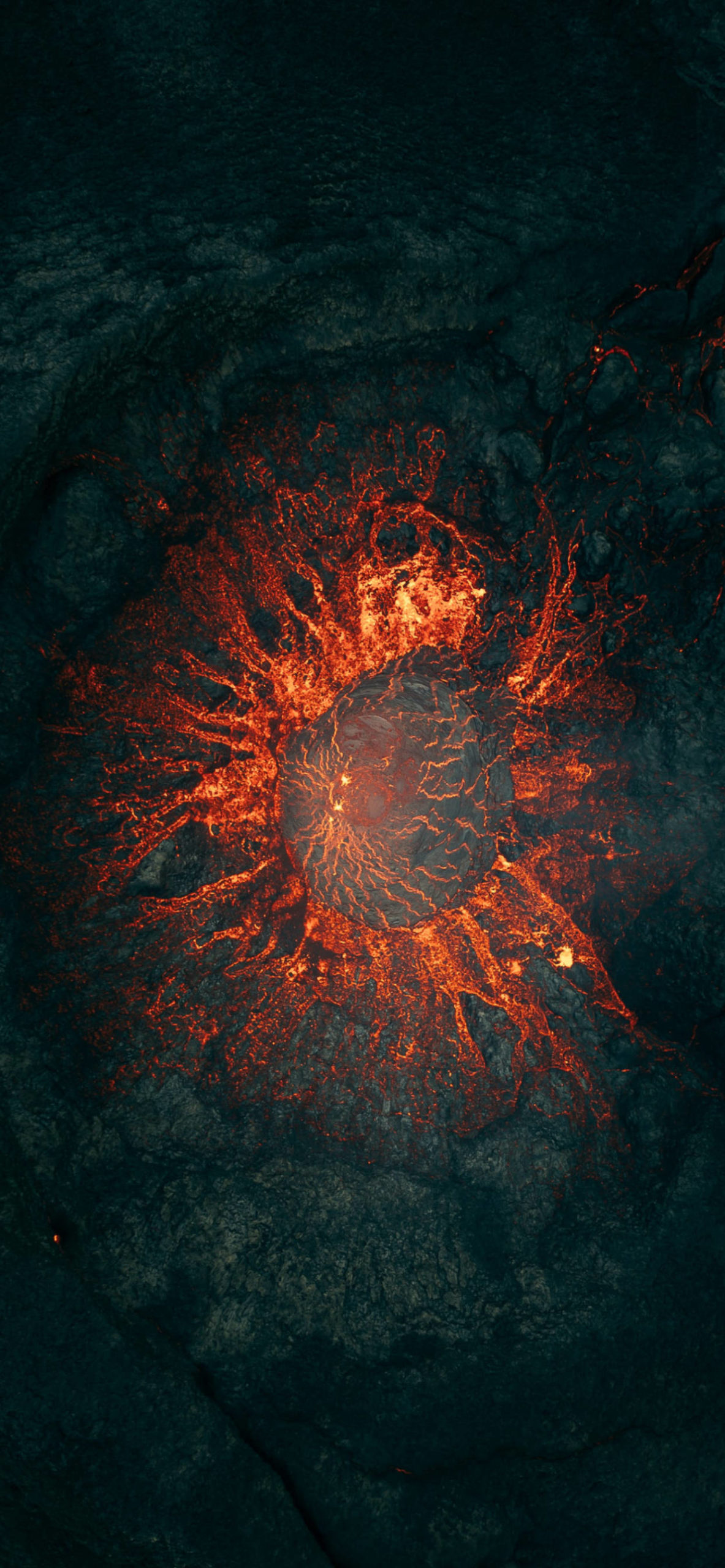 iPhone wallpapers lava volcano scaled Lava