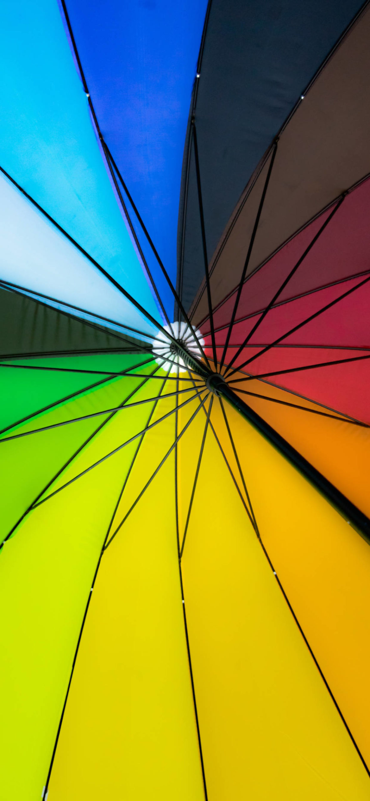 iPhone wallpapers colors umbrella scaled Colors
