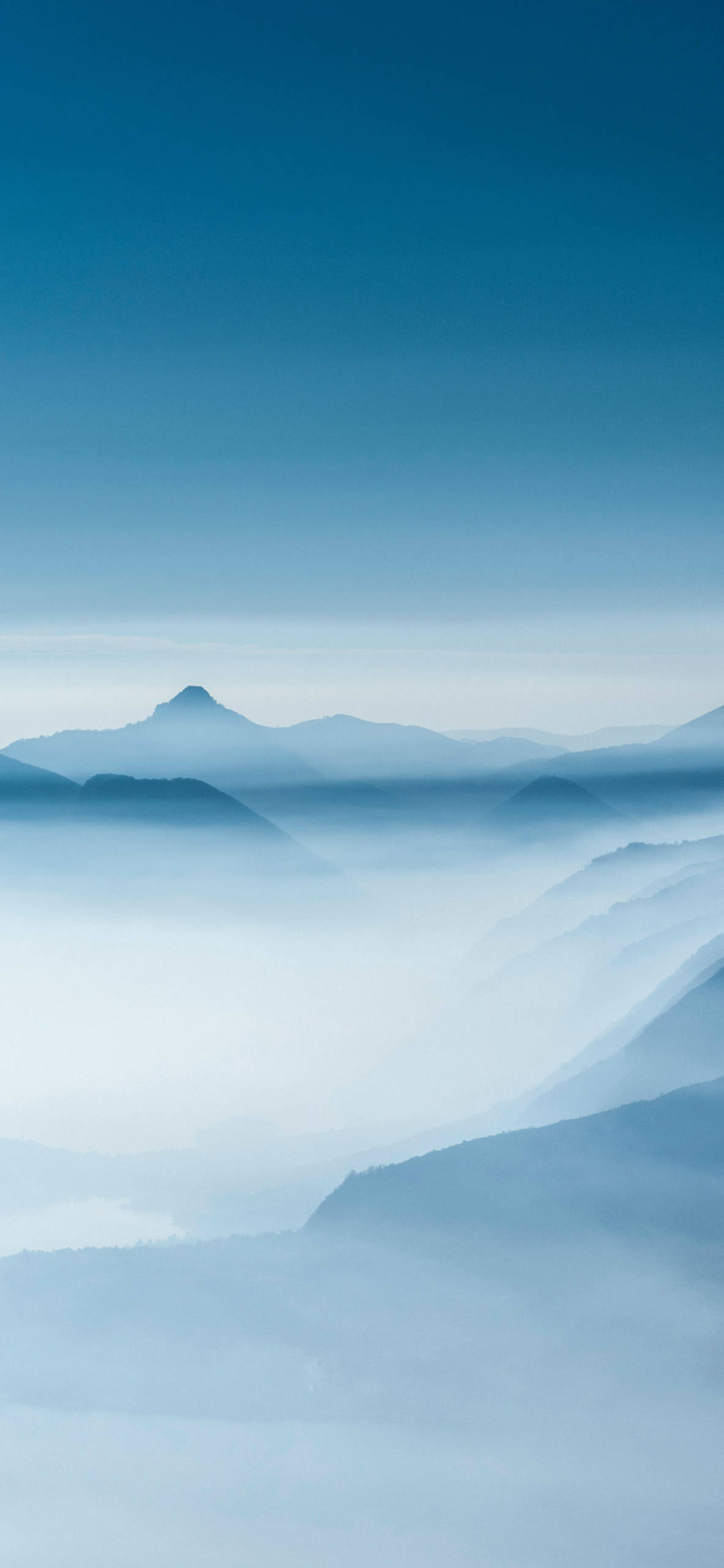 iPhone wallpapers gradients mountains Colors