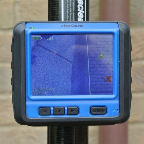 SkyCam wireless camera system