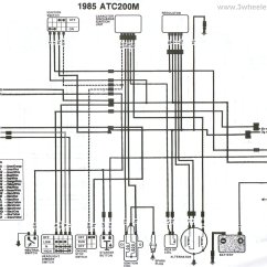 Goldwing Gl1800 Wiring Diagram Submersible Pump Control Box For 3 Wire Single Phase Of A 1980 Honda Simple Schematic 62 Schwabenschamanen De U2022 Fourtrax