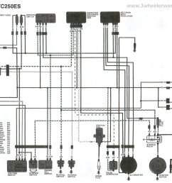 3 wheeler world tech help honda wiring diagrams87 honda cx500 wiring diagram 11 [ 2131 x 1691 Pixel ]