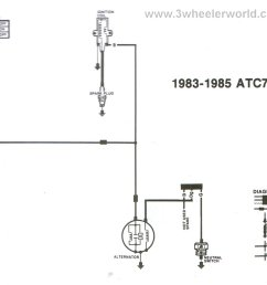 3 wheeler world tech help honda wiring diagrams rh 3wheelerworld com [ 1369 x 1177 Pixel ]