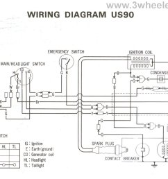 1978 honda atc 90 wiring archive of automotive wiring diagram 3 wheeler world tech help honda [ 1877 x 1177 Pixel ]