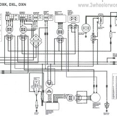 Yamaha 350 Warrior Wiring Diagram Dimmer Switch Uk 87 Get Free Image