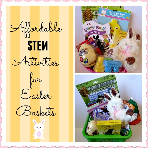 Affordable STEM Activities to Fill Your Kid's Easter Baskets by 3 Winks Design