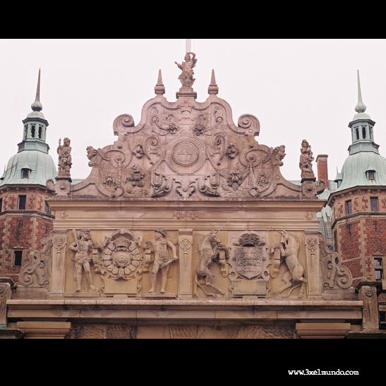 Palacio de Frederiksborg Hillerod