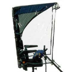 Wheelchair Lift For Stairs Yellowstone Fishing Chair Max Protection Weatherbreaker Canopy Mobility Scooters And Power Wheelchairs