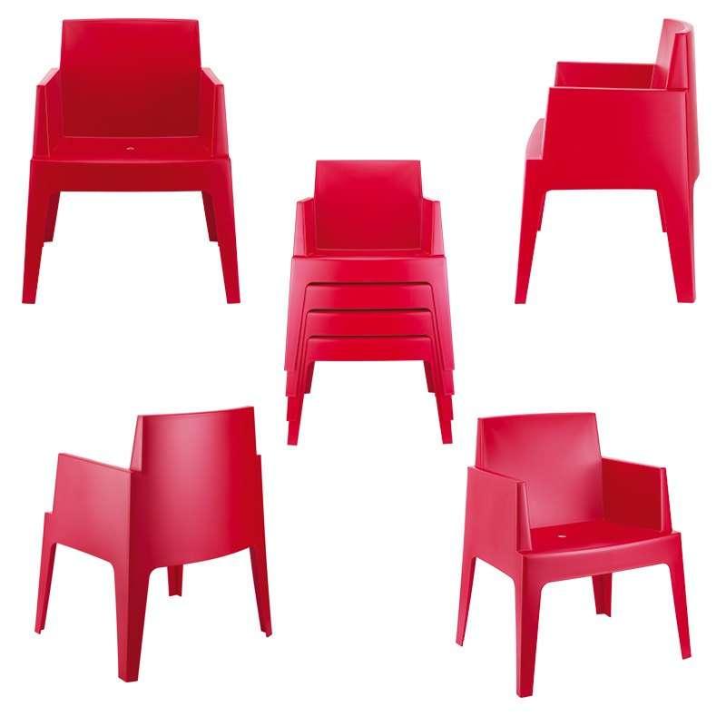 Fauteuil Jardin Plastique Design Table De Lit