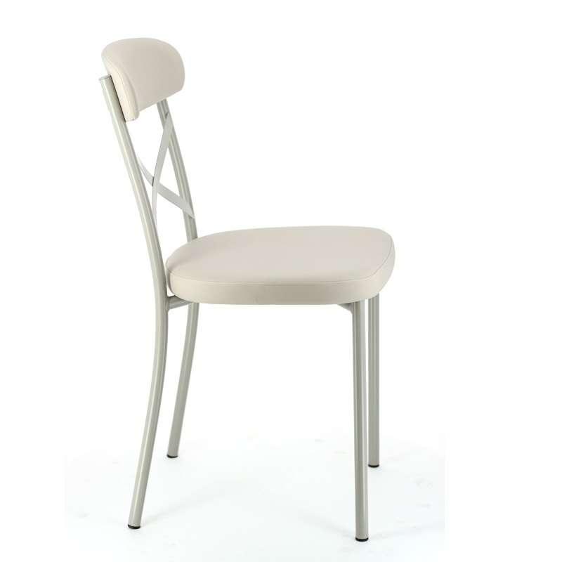 Chaise de cuisine Calia  4 Pieds  tables chaises et tabourets