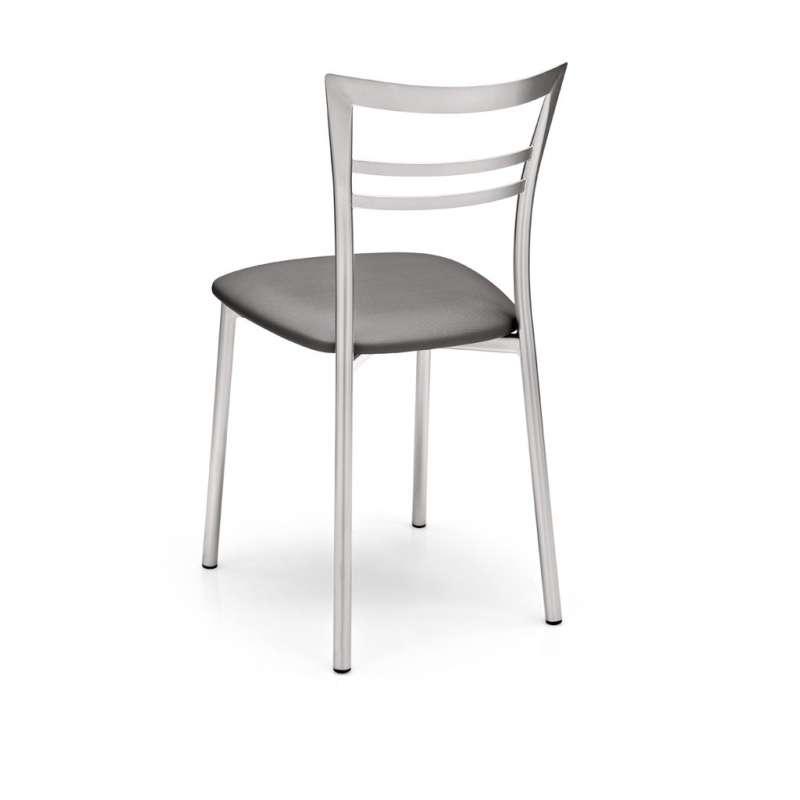 Chaise de cuisine design en mtal Go  4 Pieds  tables chaises et tabourets