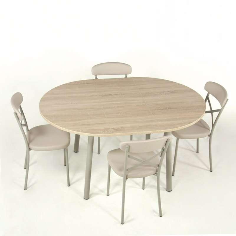 table de cuisine contemporaine
