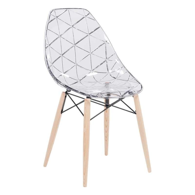 chaise de cuisine et table