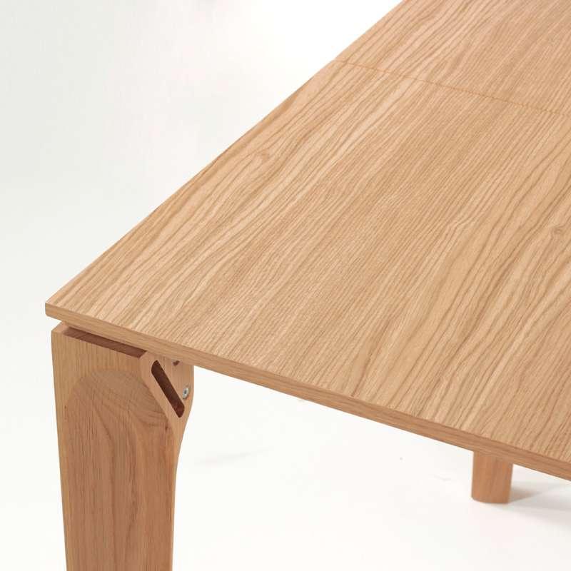 table de salle a manger francaise extensible en ceramique buzz 6