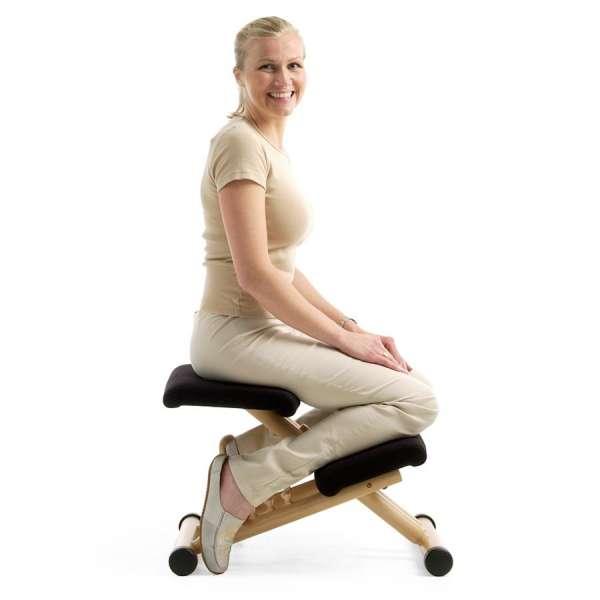 Chaise De Bureau Ergonomique Multi Varier 4 Pieds