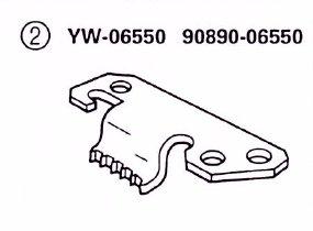 Flywheel Holding Tool [YW-06550] : PWC Performance Parts